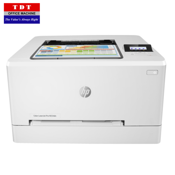 HP Color LaserJet Pro M254DN 600x600 - Máy in laser HP Color LaserJet Pro M254DN