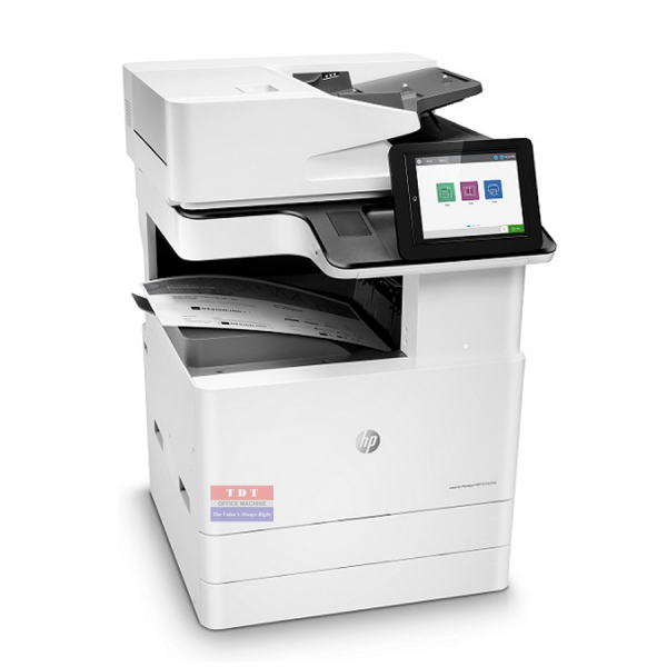 HP LaserJet Managed MFP E72530dn 600x600 - Máy photocopy HP LaserJet Managed MFP E72530dn