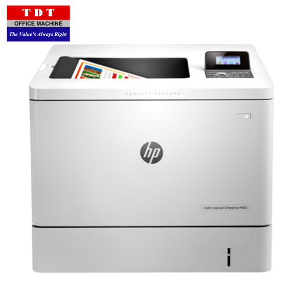 Hp Color Laserjet Enterprise M553N 600x600 - Máy in laser Hp Color Laserjet Enterprise M553N