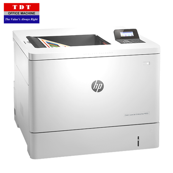Hp Color Laserjet Enterprise M553x 600x600 - Máy in màu Hp Color Laserjet Enterprise M553X