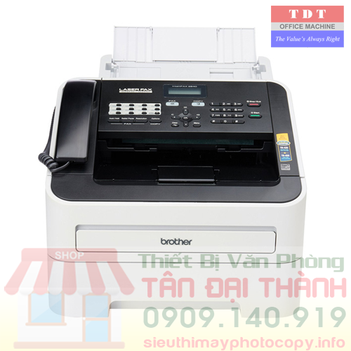 May fax Brother 2840 - Máy fax Brother 2840