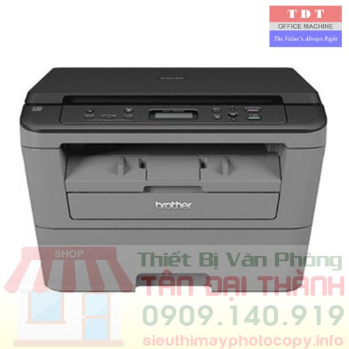 May in Brother DCP L2520D - Máy  đa chức năng Brother DCP-L2520D