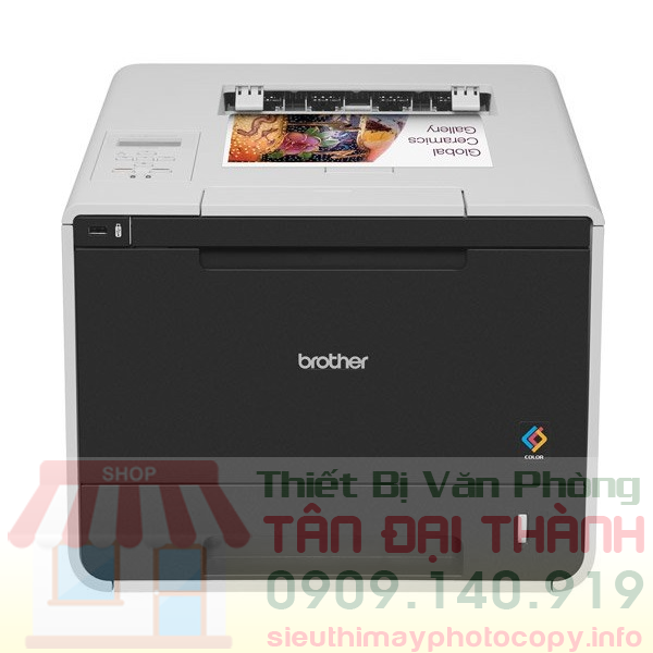 May in Brother HL L8350CDW - Trang chủ