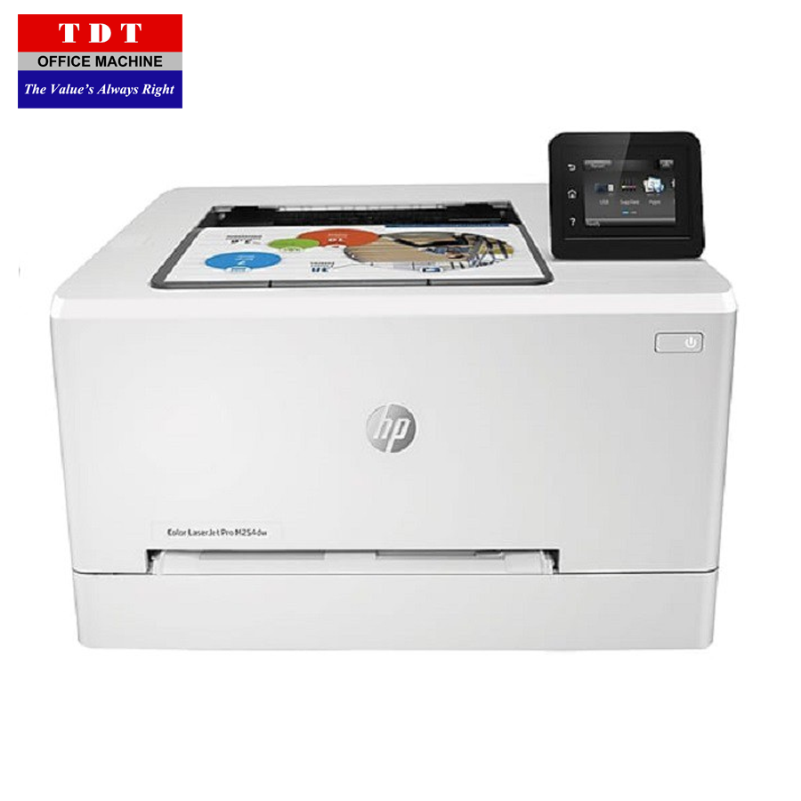 May in HP Color LaserJet Pro M254nw - Trang chủ