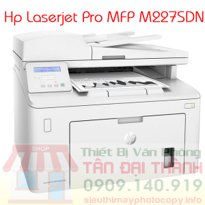 May in Hp Laserjet Pro MFP M227SDN 300x300 - Trang chủ