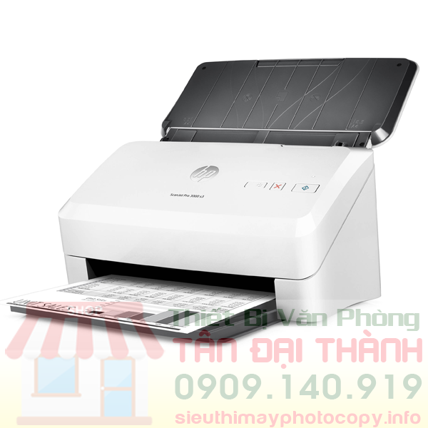 May quet Hp Scanjet Pro 3000s3 - Trang chủ