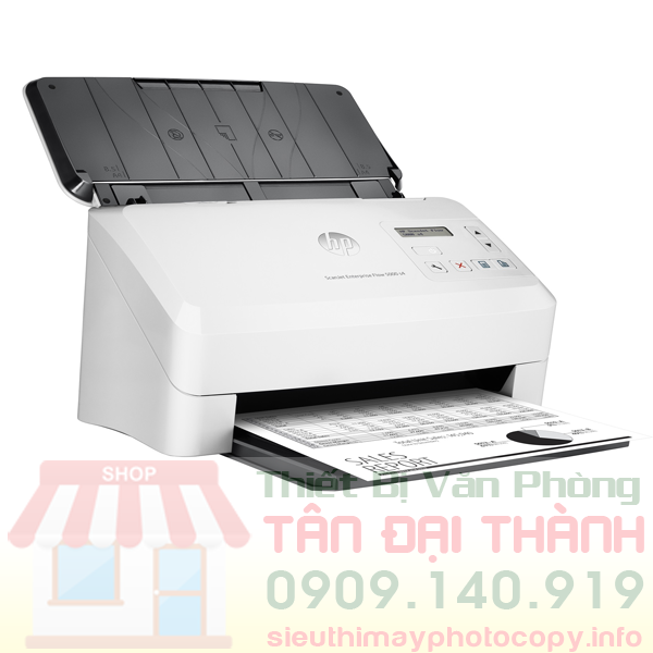 May quet Hp scanjet Enterprise 5000 S4 - Trang chủ