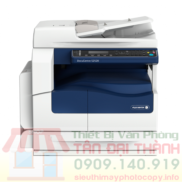 may photocopy fuji xerox docucentre S2320 - Trang chủ