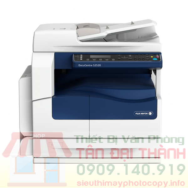 may photocopy fuji xerox docucentre S2520 - Trang chủ