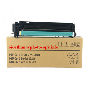 Drum NPG 59 300x300 - Bộ Drum Canon NPG59