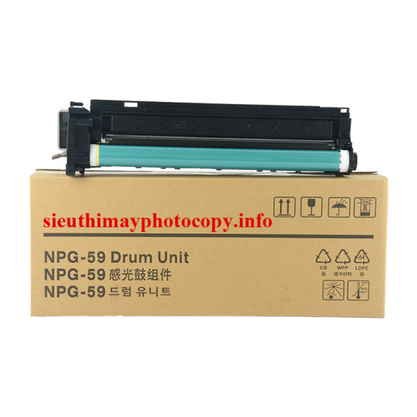 Drum NPG 59 600x600 - Bộ Drum Canon NPG59