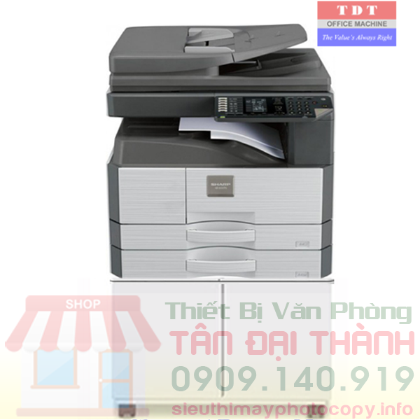 May Photocopy Sharp AR 6023nv - Trang chủ