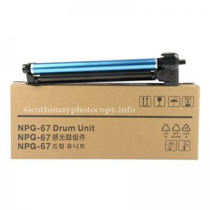 NPG 67 300x300 - Bộ drum Canon NPG-67